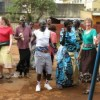 Volunteering is Not Complete Without Acholi Dancing!