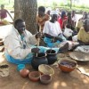 Agwata Women Educate Volunteers on Their Cultural Traditions