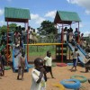Agwata Playground a Huge Success