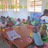 Nursery Students Move into New Class Building
