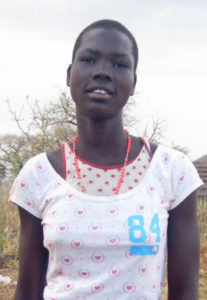 Girls' education matters. Empower Christine through child sponsorship.