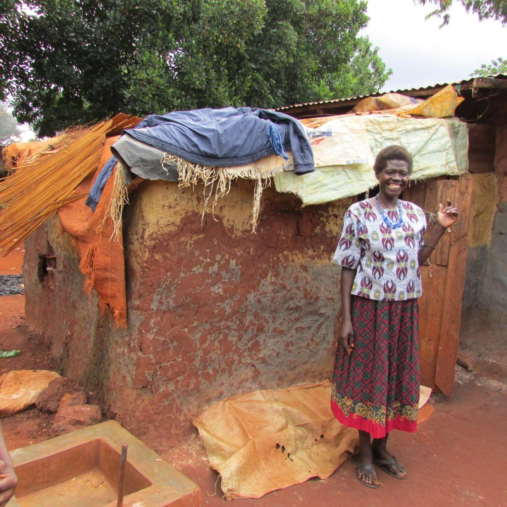 Help women - Margaret dreams of a new home--not in the slums!