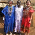 Volunteer teachers in Uganda for 2 weeks working with our women's groups.