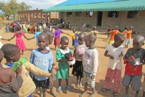 Cubu School in northern Uganda - a sustainable development project between the community and Outreach Uganda