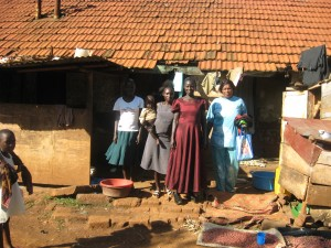 Jinja Women Current Living Conditions