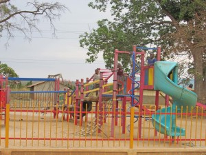 Our dream playground for the Agwata school.