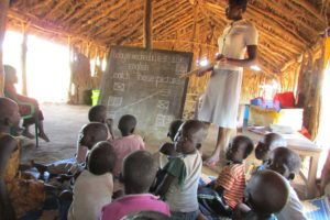 Donate for Two New Classrooms