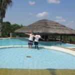 Volunteer internationally - see Murchison Falls National Park.