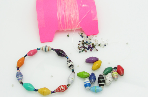 Bracelet kits - Make Your Own