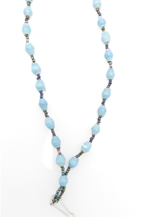 Lanyard - light blue