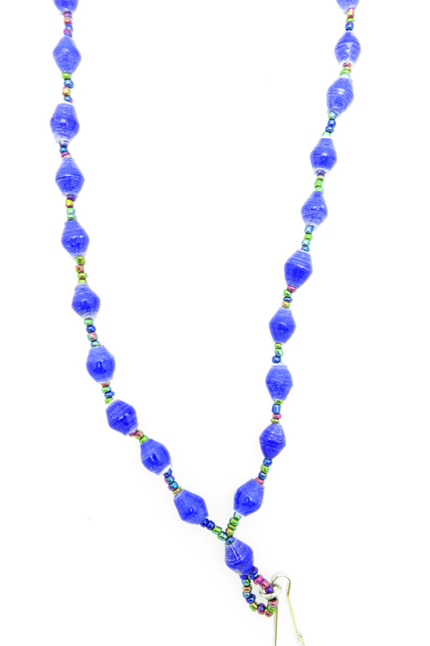 Lanyard - royal blue
