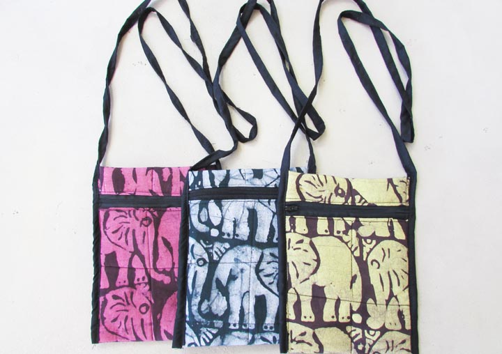 Shoulder strap purse - animals in more colors