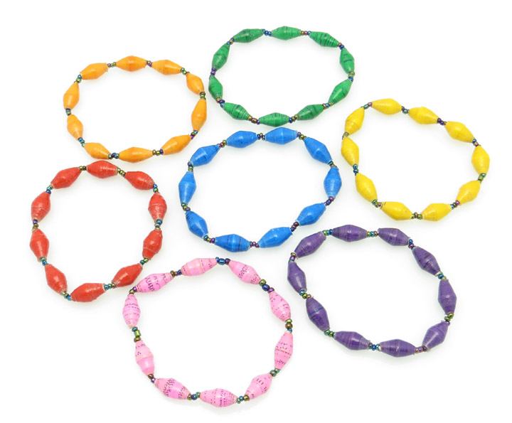 Bracelet - assorted solids