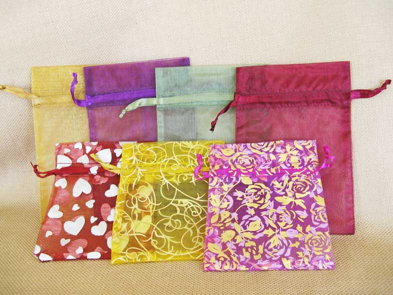 Gift bags - in many colors
