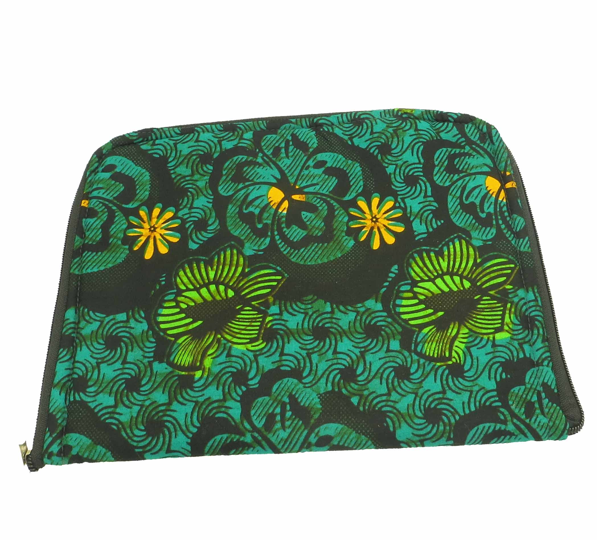 Cloth iPad cover - African kitenge