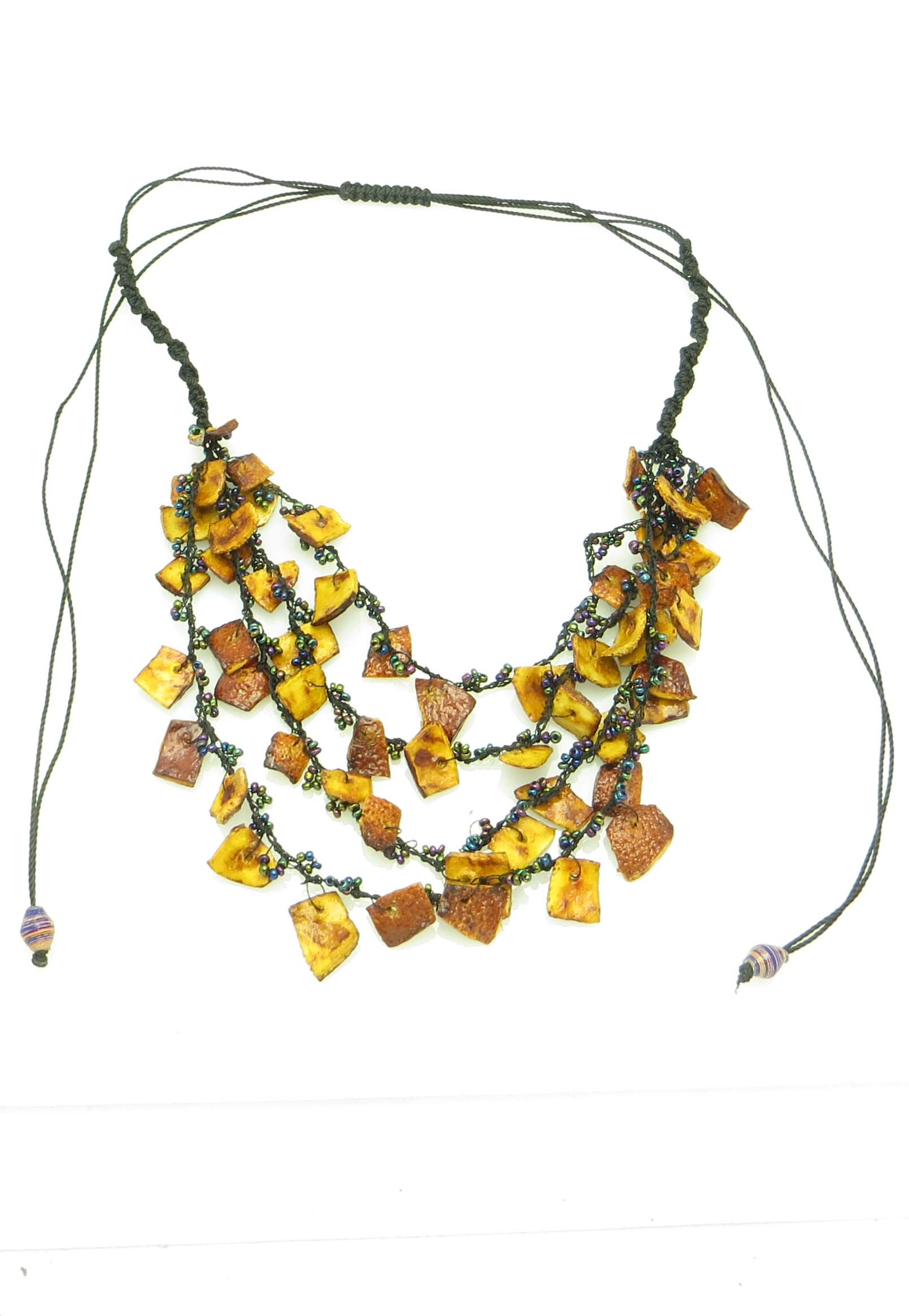 ** NEW Specialized necklace - orange peel**
