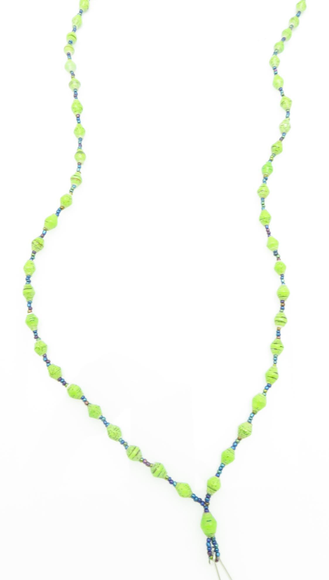 Lanyard - lime green