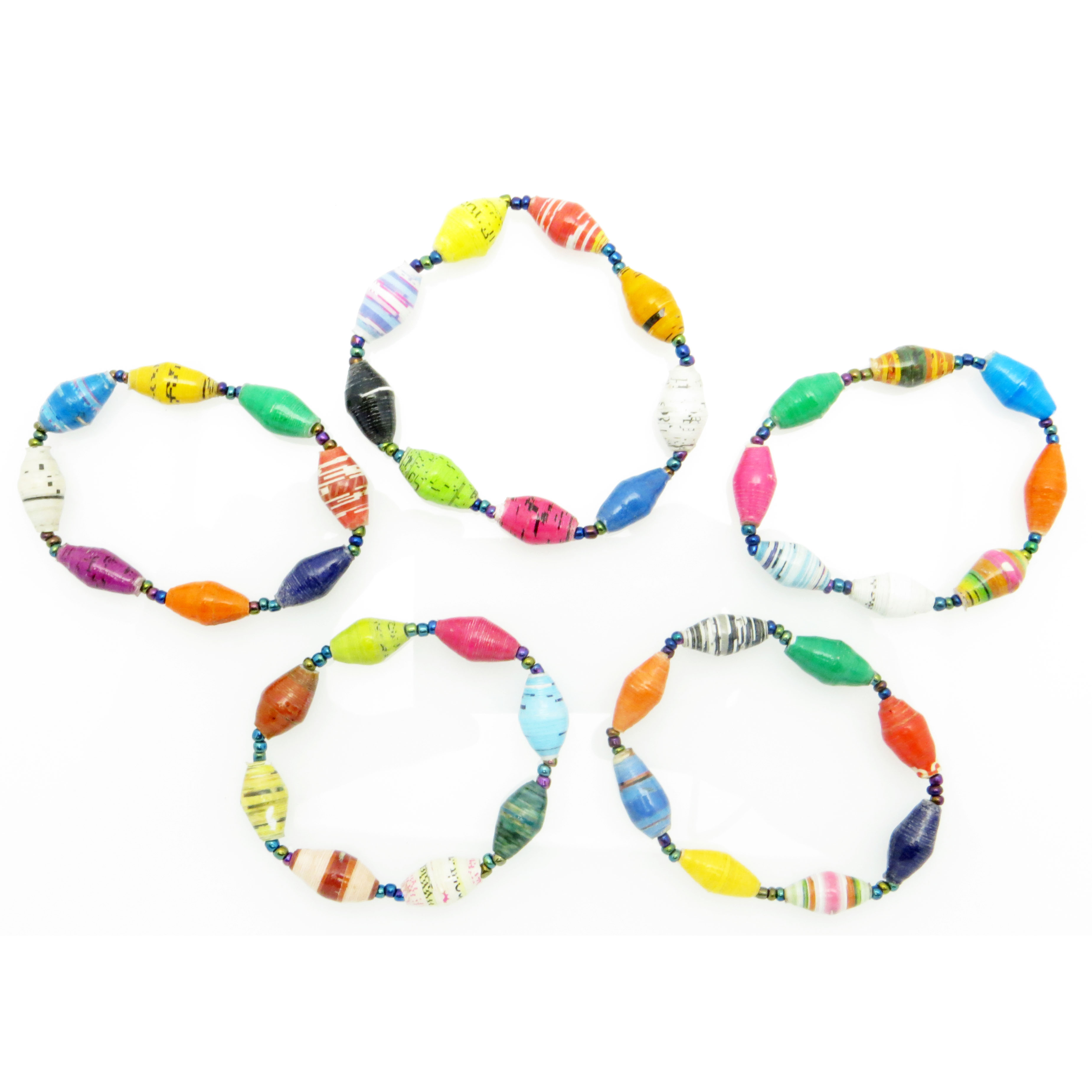 Child's bracelet - multi-color child's bracelet