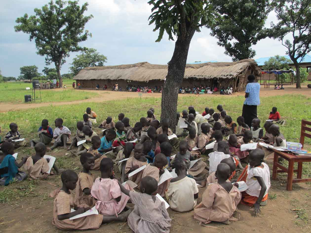 Agwata School - help build classrooms! Donate - Africa ...